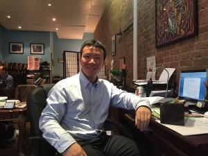 Aaron He, Associate Attorney