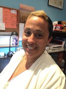 Rosemary Vargas, Paralegal