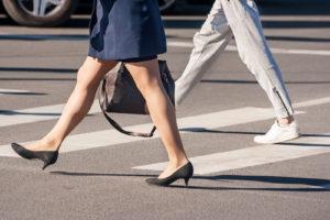 Manhattan Pedestrian Rights