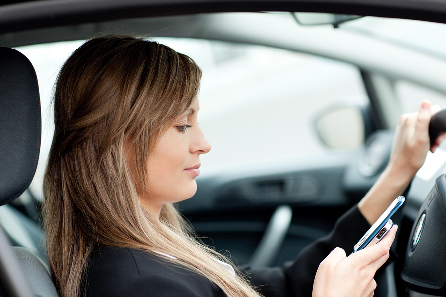 New York Distracted Driving and Car Accident Lawsuits