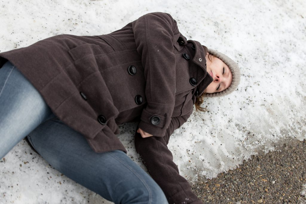 As Winter Draws Near, A Review Of Slip & Fall Laws