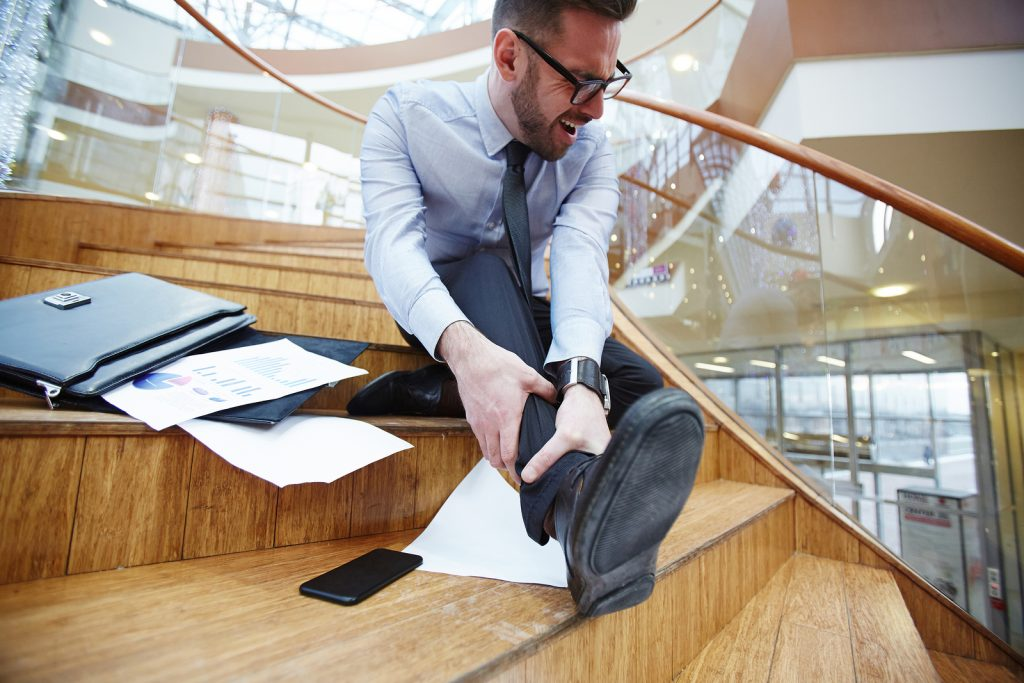 Should I Hire a New York City Accident Lawyer for a Slip and Fall Injury at Work?""