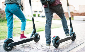 E-Scooters Are Now Legal In NYC